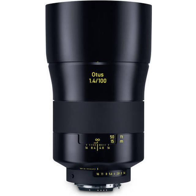 Zeiss Otus 100mm 1.4 ZE for Nikon F