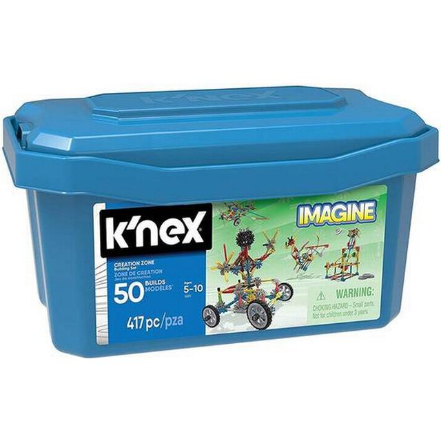 Knex Imagine Creation Zone Building Set