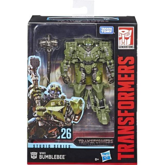 Hasbro Transformers Studio Series 26 Deluxe WWII Bumblebee E3698