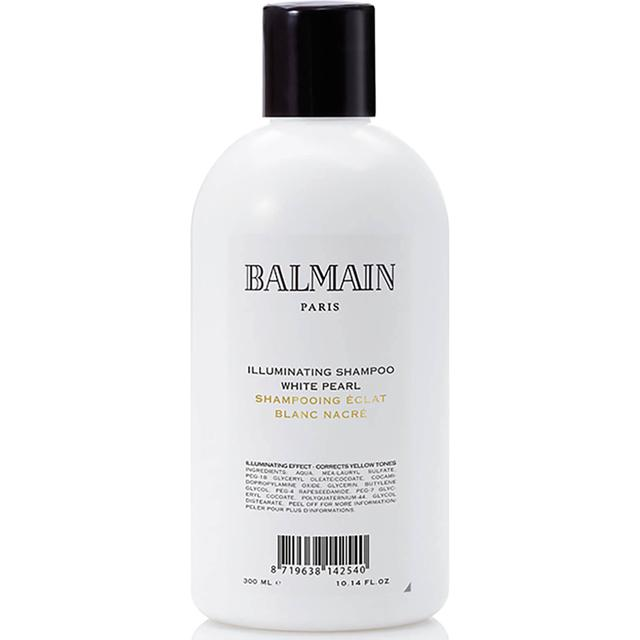 Balmain Illuminating Shampoo White Pearl 300ml