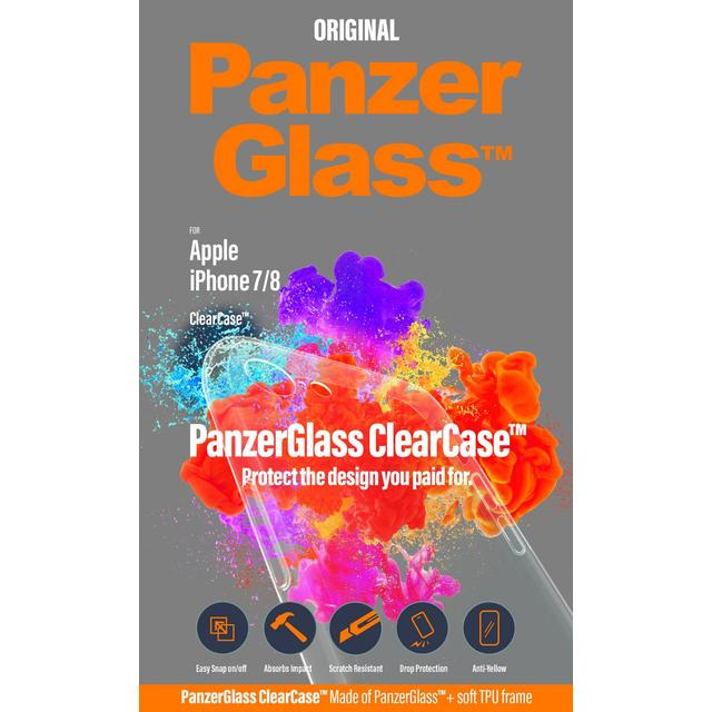 PanzerGlass ClearCase (iPhone 7/8)