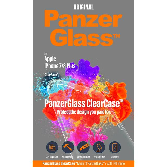 PanzerGlass ClearCase (iPhone 7/8 Plus)