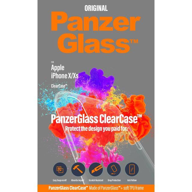 PanzerGlass ClearCase (iPhone X/XS)