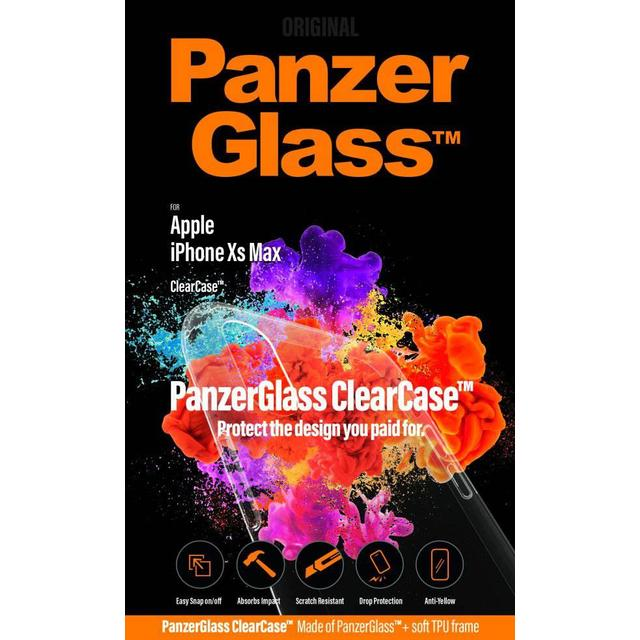 PanzerGlass ClearCase (iPhone XS Max)