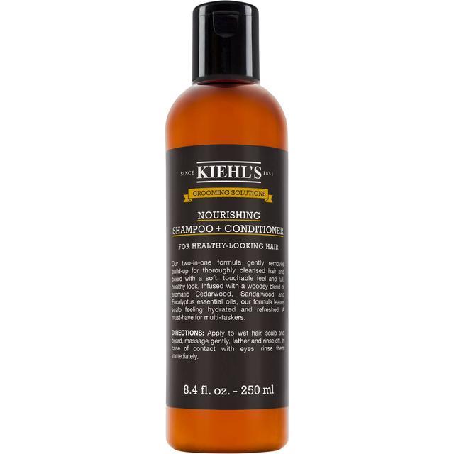 Kiehl's Grooming Solutions Nourishing Shampoo + Conditioner 250ml