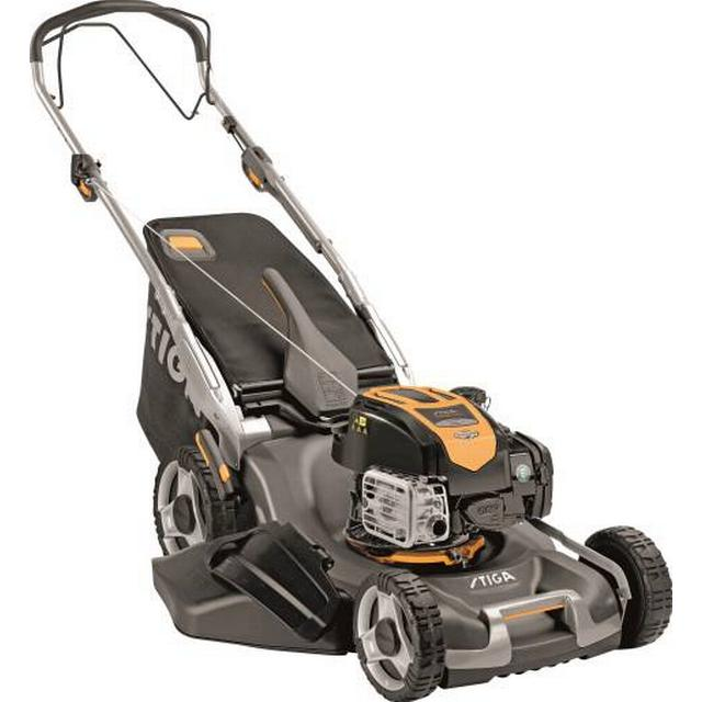 Stiga Twinclip 55 SQ B Petrol Powered Mower