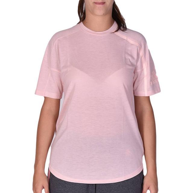 Adidas Z.N.E. Tee Women - Icey Pink
