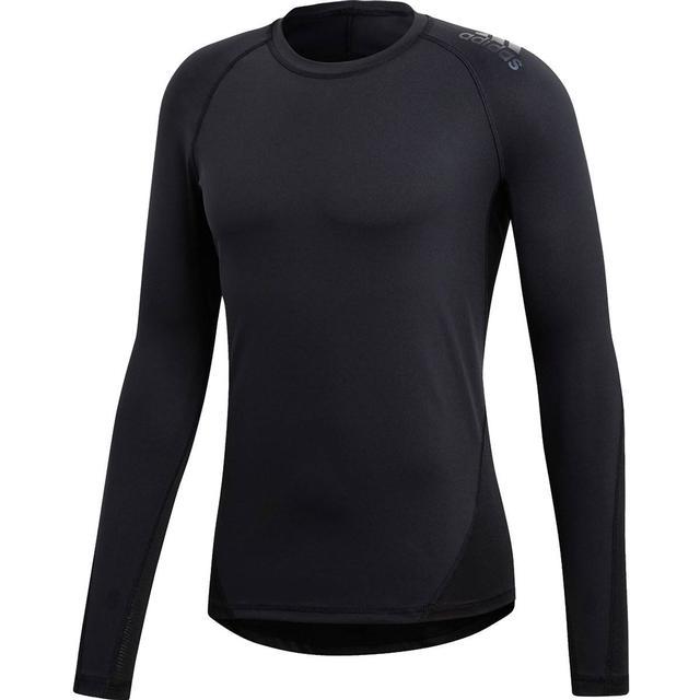 Adidas Alphaskin Sport Long-Sleeve Top Men - Black