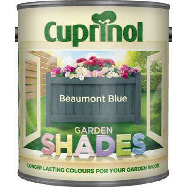 Cuprinol Garden Shades Wood Paint Blue 1L