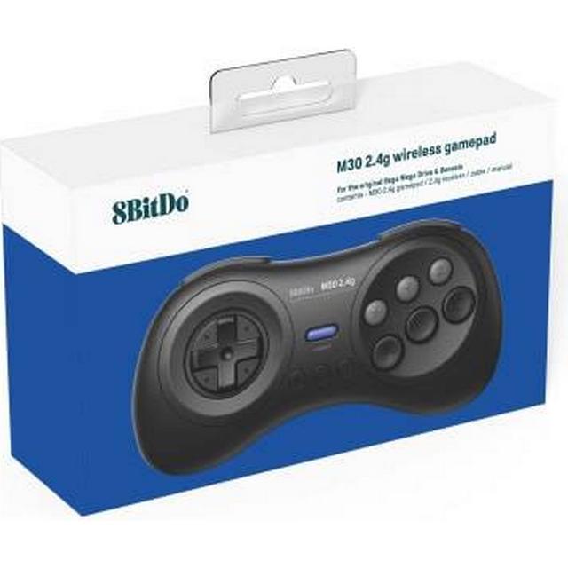 8Bitdo M30 2.4G Mega Drive/Genesis Gamepad - Black