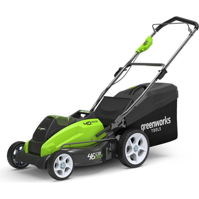 Greenworks G40LM45 Battery Powered Mower