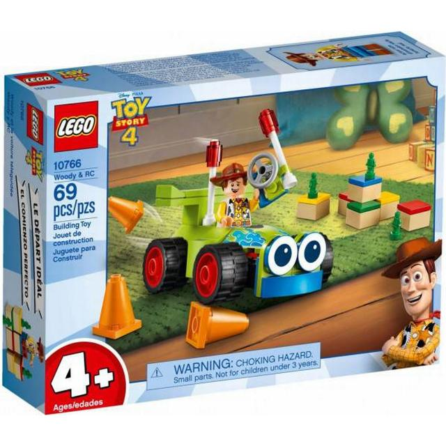 Lego Disney Pixar Toy Story 4 Woody & RC 10766