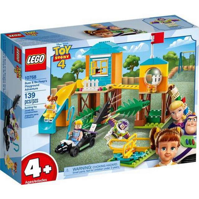 Lego Disney Pixar Toy Story 4 Buzz & Bo Peep's Playground Adventure 10768