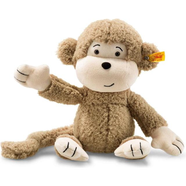 Steiff Soft Cuddly Friends Brownie Monkey 30cm