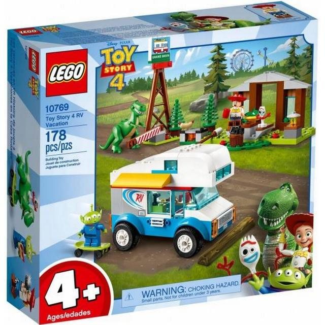 Lego Disney Pixar Toy Story 4 RV Vacation 10769
