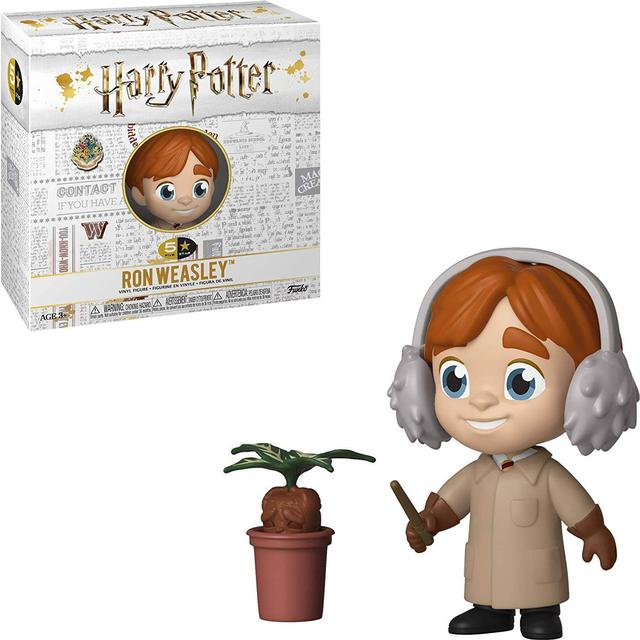 Funko 5 Star Harry Potter Ron Weasley Herbology