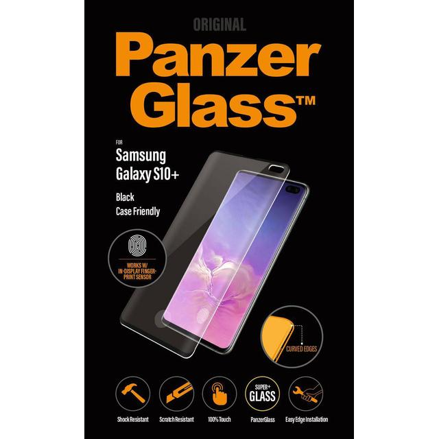 PanzerGlass Case Friendly Screen Protector (Samsung Galaxy S10+)