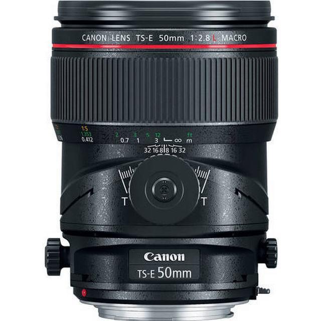 Canon TS-E 50mm F2.8L Macro