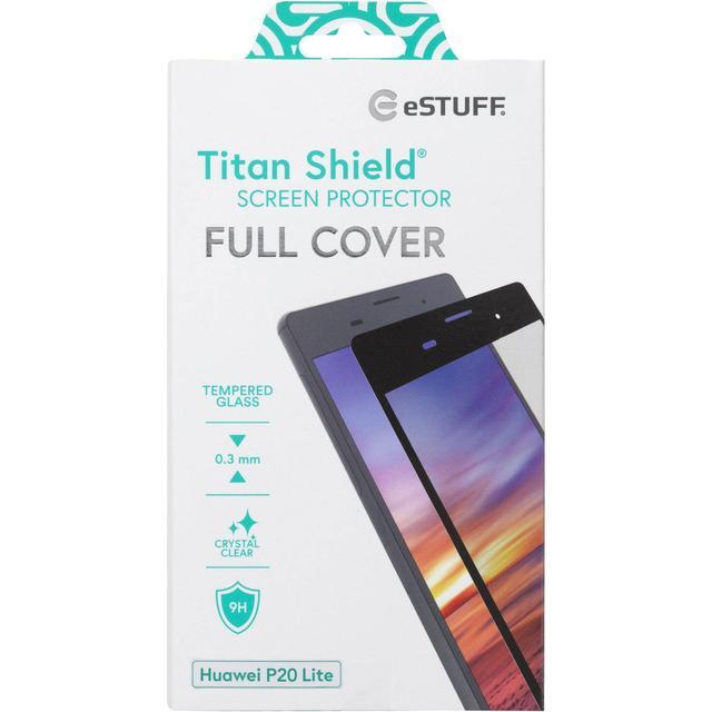 eSTUFF Titan Shield Screen Protector (Huawei P20)