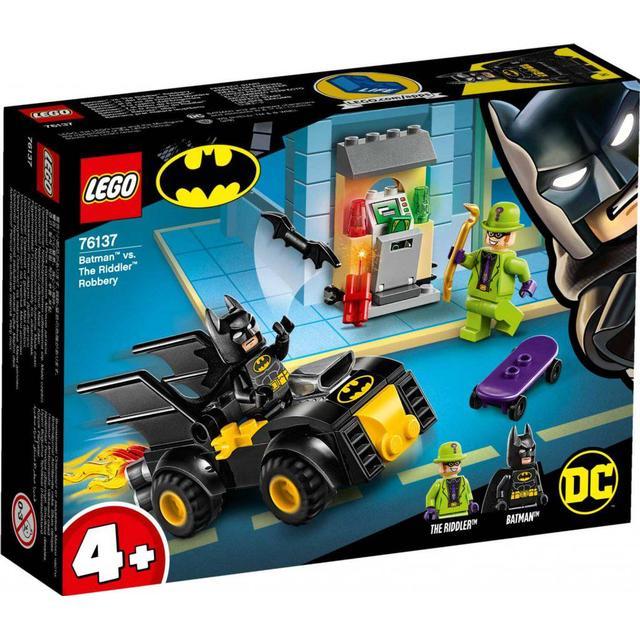Lego DC Super Heroes Batman vs The Riddler Robbery 76137