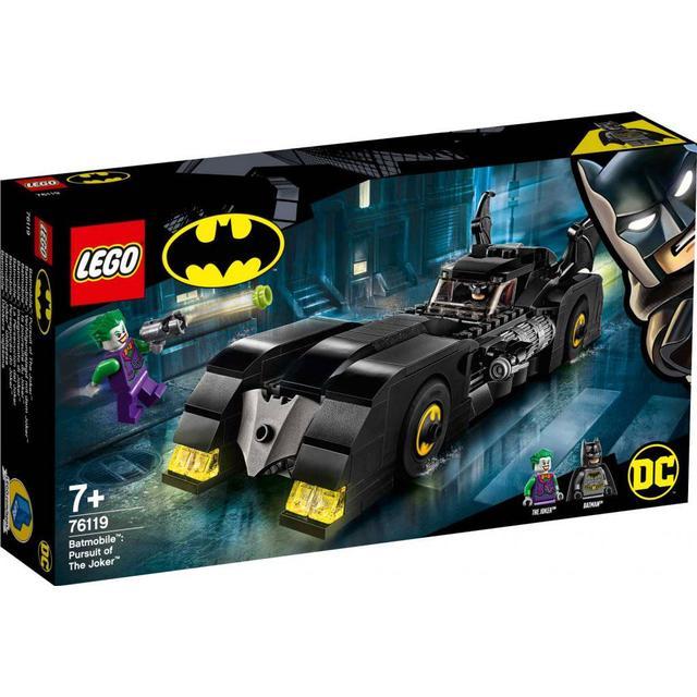 Lego DC Super Heroes Batmobile Pursuit of the Joker 76119