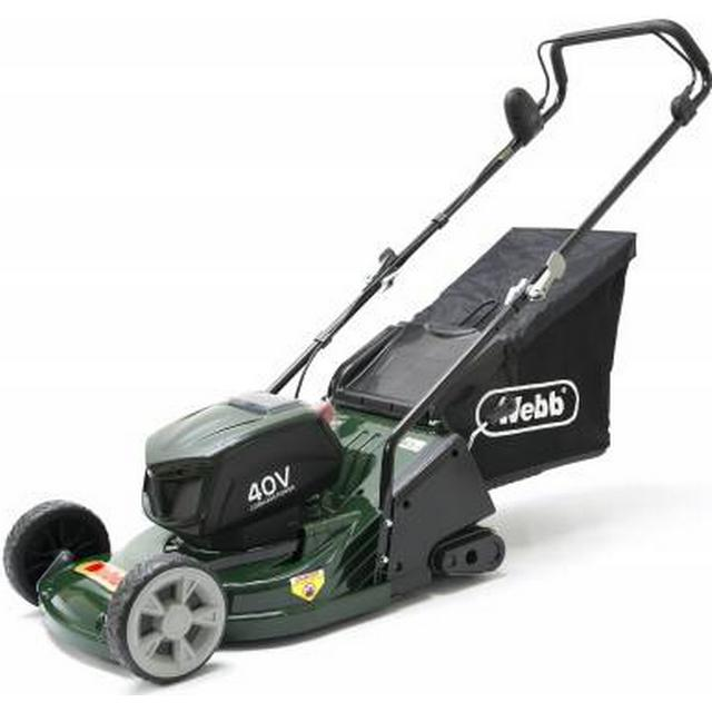 Webb WERR17LIP Battery Powered Mower