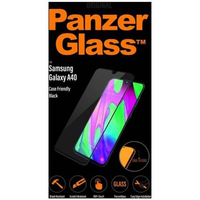 PanzerGlass Case friendly Screen Protector (Samsung Galaxy A40)
