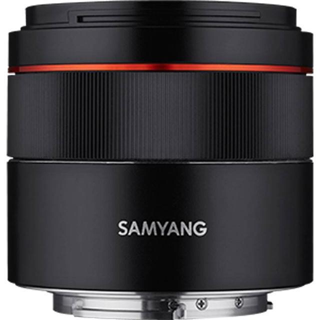 Samyang AF 45mm F1.8 EF for Sony E