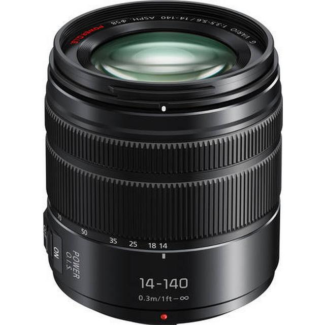 Panasonic Lumix G Vario 14-140mm F3.5-5.6 II ASPH Power OIS