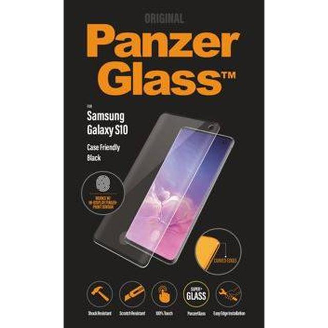 PanzerGlass Edge to Edge Screen Protector (Samsung Galaxy S10)