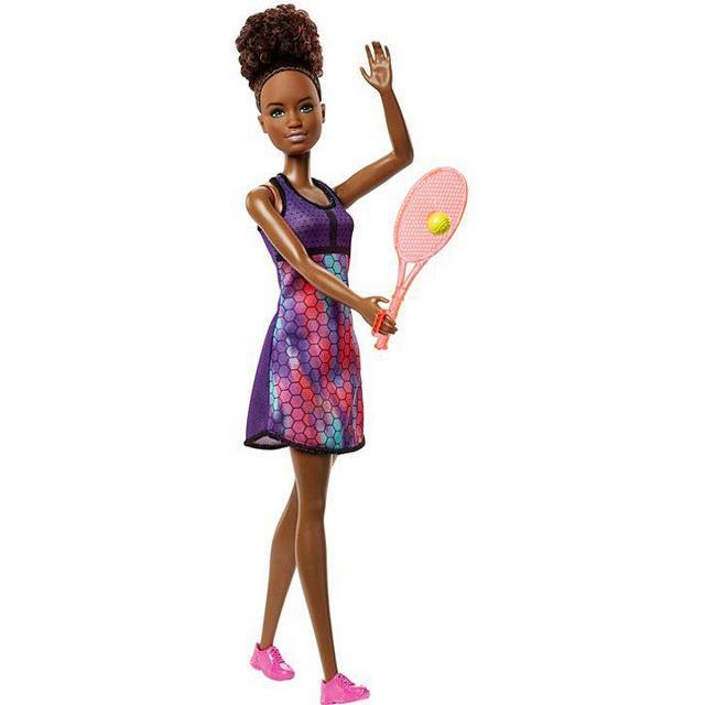 Mattel Barbie Tennis Player Doll FJB11