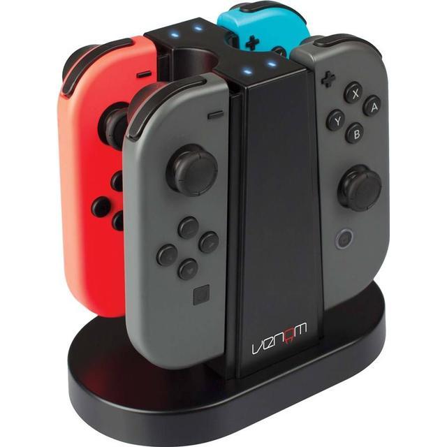 Venom Quad Charging Station (Nintendo Switch)
