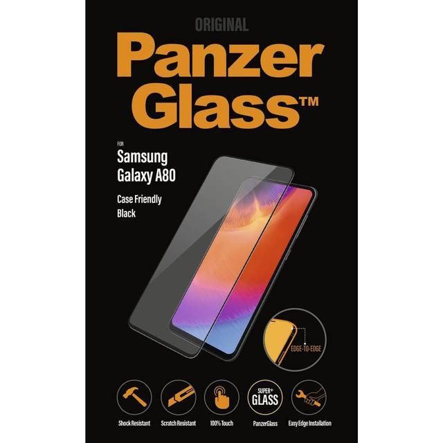 PanzerGlass Case Friendly Screen Protector (Samsung Galaxy A80)