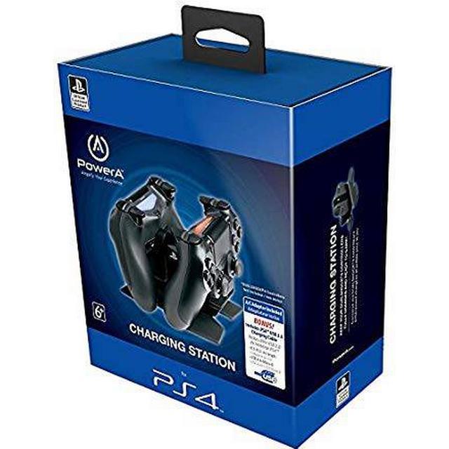 PowerA Powered DualShock 4 Charging Dock (PS4)