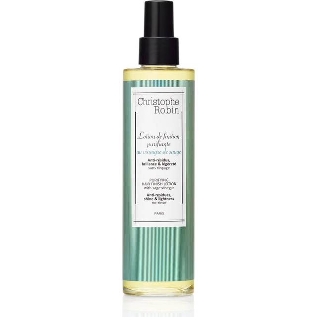 Christophe Robin Purifying Hair Finish Lotion with Sage Vinegar 200ml