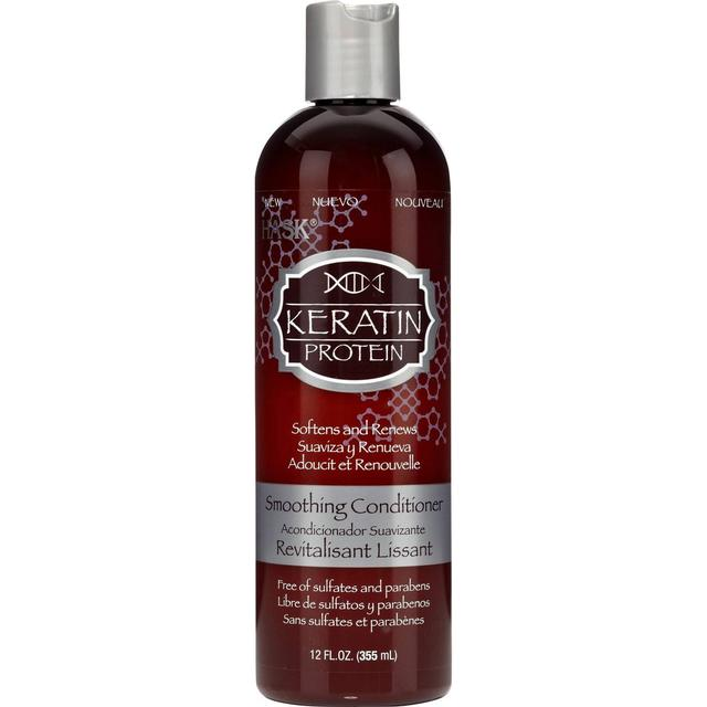HASK Keratin Protein Smoothing Conditioner 355ml