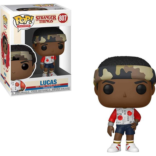 Funko Pop! Television Stranger Things Lucas