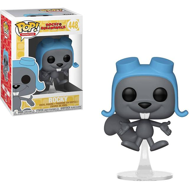 Funko Pop! Animation Rocky & Bullwinkle Rocky the Flying Squirrel