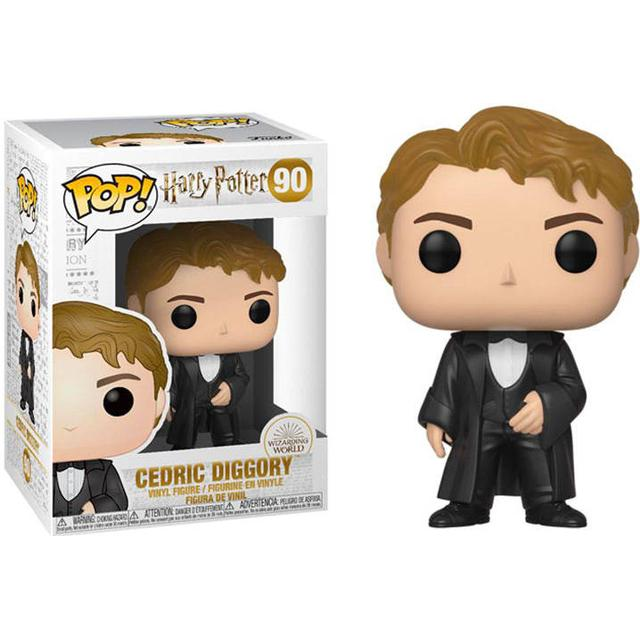 Funko Pop! Movies Harry Potter Cedric Diggory Yule Ball