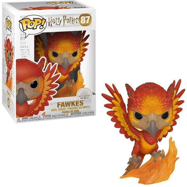 Funko Pop! Movies Harry Potter Fawkes