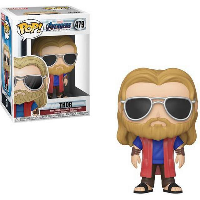 Funko Pop! Movies Marvel Avengers Endgame Casual Thor