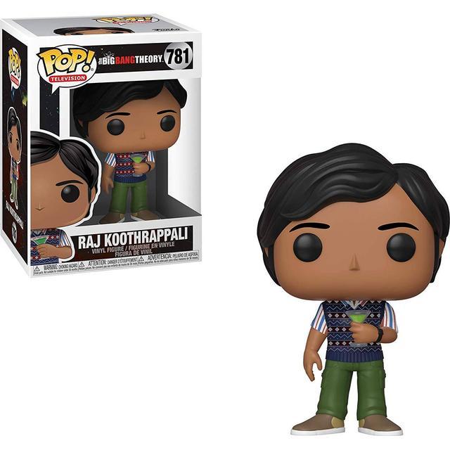 Funko Pop! Television Big Bang Theory Raj Koothrappali