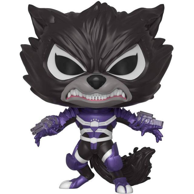 Funko Pop! Marvel Rocket Raccoon Venom