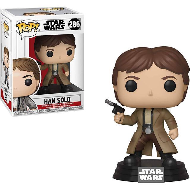 Funko Pop! Star Wars Han Solo Endor