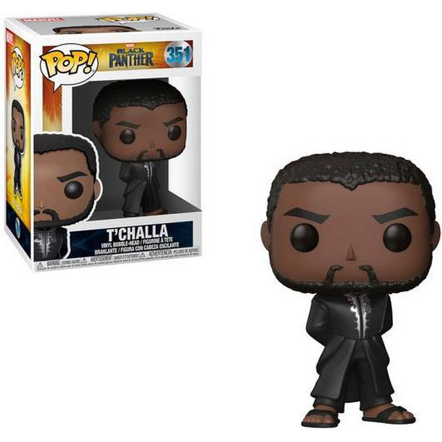 Funko Pop! Marvel Black Panther T'Challa