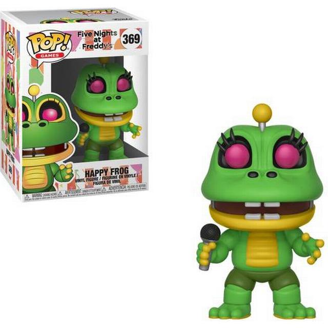 Funko Pop! Games Five Nights at Freddy's Happy Frog