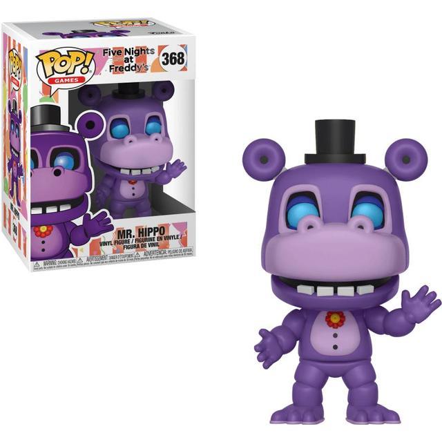 Funko Pop! Games Five Nights at Freddy's Mr Hippo
