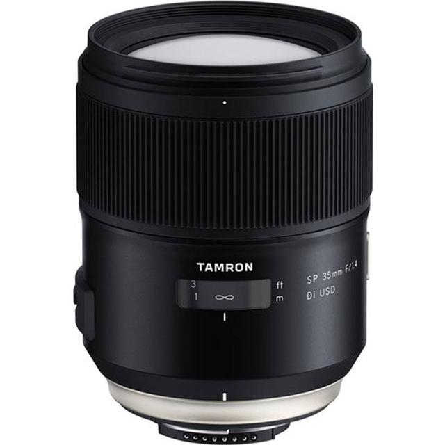 Tamron SP 35mm F1.4 Di USD for Canon EF