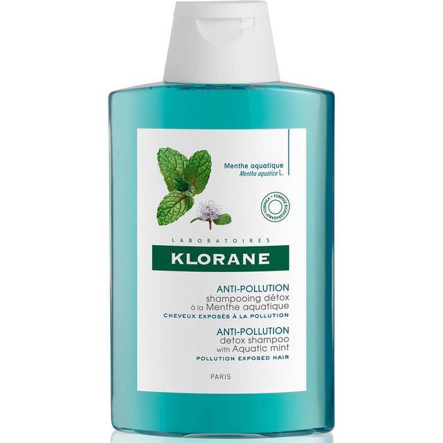 Klorane Detox Aquatic Mint Shampoo 200ml