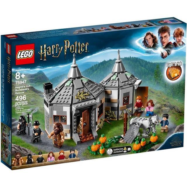 Lego Harry Potter Hagrid's Hut: Buckbeak's Rescue 75947